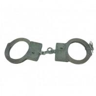Металлические наручники БРС (оцинкованные, 1 ключ)